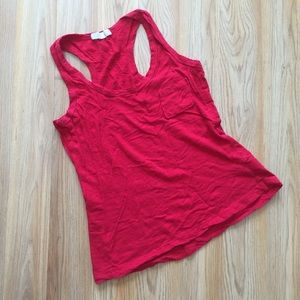Forever 21 Tops - Cherry red racerback tank top