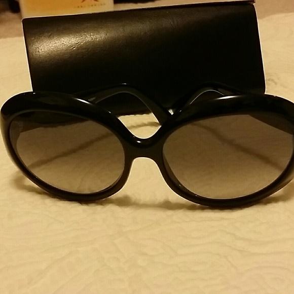 aef23fe064 FENDI Accessories - Sale! Rare Vintage Fendi Round Jackie O Sunglasses