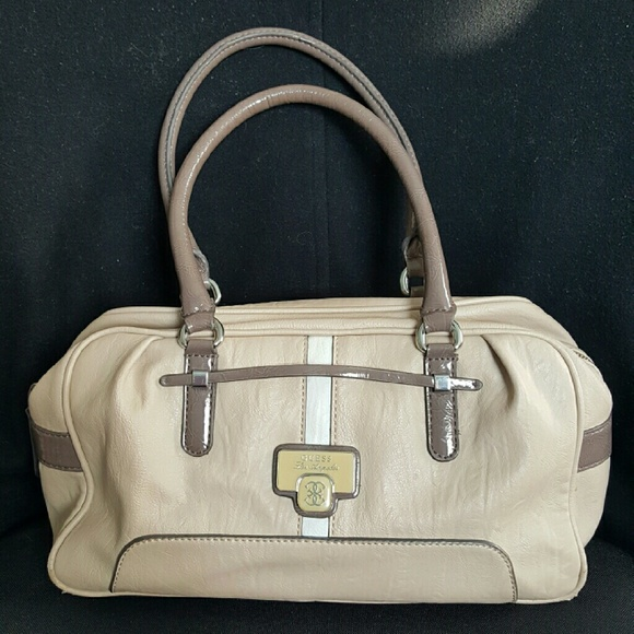 Guess Bags | Cream Handbag | Poshmark