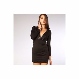 Finders Keepers Dresses & Skirts - •SALE!!•Finders Keepers black mini dress