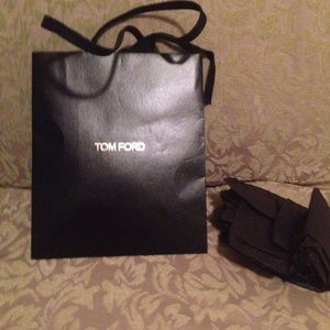 Tom Ford Other - Tom Ford Small Gift bag