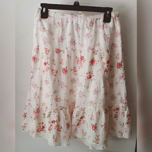 Abercrombie & Fitch Dresses & Skirts - Abercrombie Floral Tiered Skirt
