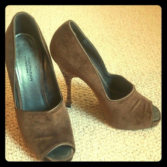02e948d84fab DKNY Shoes -  Sale  Donna Karan high heels