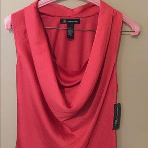 NWT INC sleeveless top.