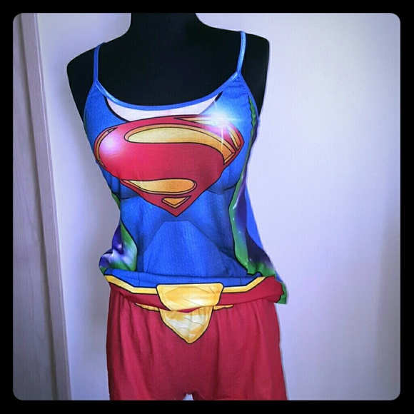 64b0728bc7 Superman Intimates   Sleepwear