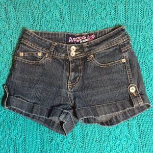 Angels Pants - Angels Denim Shorts