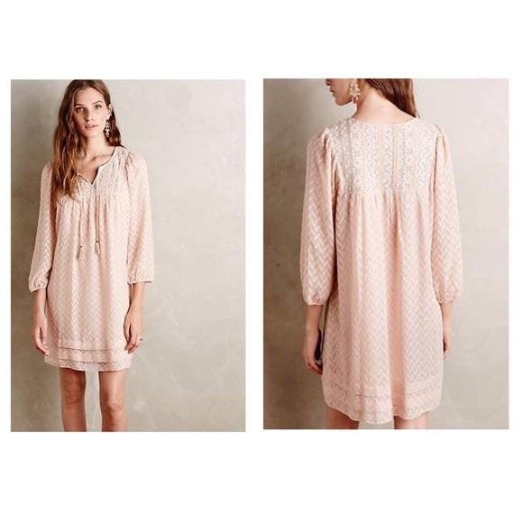 6e945691f965d Anthropologie Dresses & Skirts -    Anthropologie    Anwen Peasant Dress