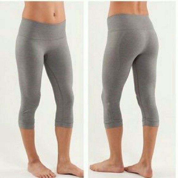 bf0271ceed lululemon athletica Pants | Lululemon Flow Go Crop Legging | Poshmark