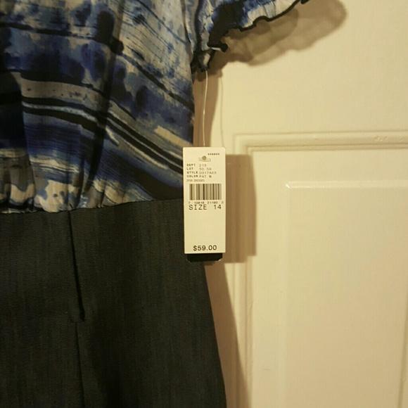 Off Ab Studio Dresses Skirts A B Studio Denim Dress From