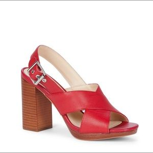 "Sole Society ""Jeanne"" Slingback sandal"