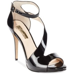 Suzi patent leather sandal