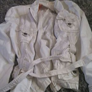 Summer cool lightweight jacket