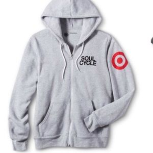 Soul Cycle for Target Jackets & Blazers - Soul Cycle for Target Zip Up Hoodie