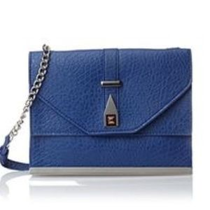 Danielle Nicole Blue Piper Clutch