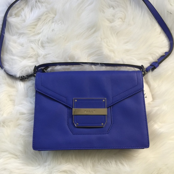 Milly Blue Purse