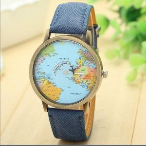 Around the world watch!