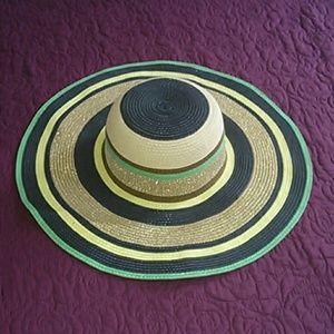 The Webster Striped Floppy Hat