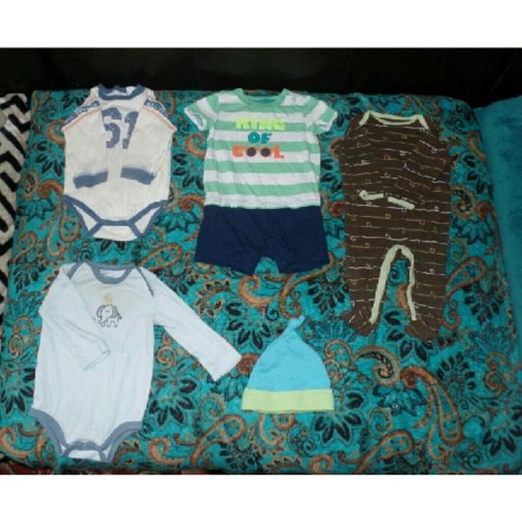 Circo Brand Baby Clothes