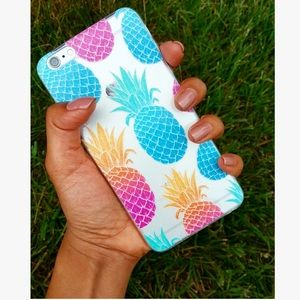 🍍New Multi-Color Pineapple iPhone 6 Case🍍