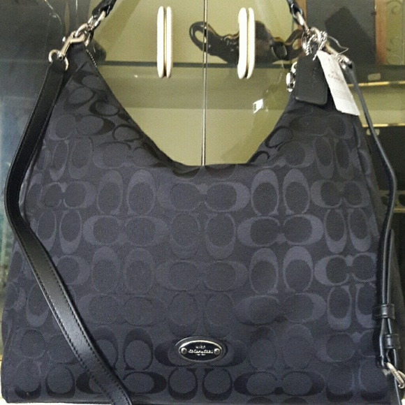 40718cd7c6811 💕COACH CELESTE CONVERTIBLE HOBO
