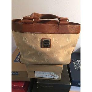 Dooney & Bourke small bucket bag