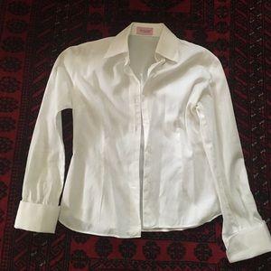 Tops - Tailored white shirt