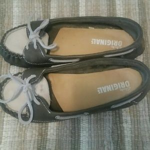Clark Original shoes Womens loafers US size 9.5