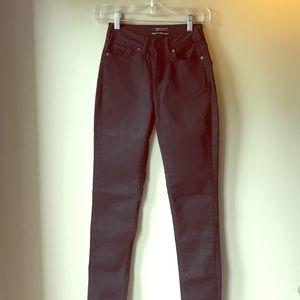 Maison Scotch Black Skinny Jeans - 25/33