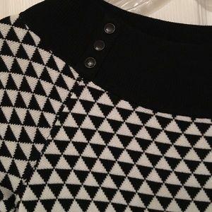 White House Black Market Sweaters - White House/Black Market sweater skirt set