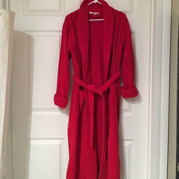 Victoria's Secret Other - Victoria's Secret terry bath robe