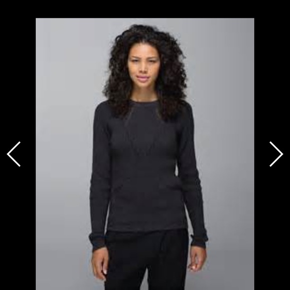 39% off lululemon athletica Sweaters - Lululemon The Sweater The ...