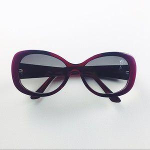 8476a935e4a Cartier Rimless Black Round Sunglasses