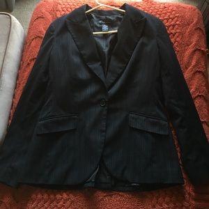 New York & Company Jackets & Blazers - Pinstriped Blazer New York & Company