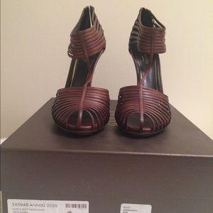 Gucci Tamponato Sandals
