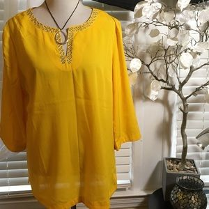 Coldwater Creek Tops - COLDWATER CREEK TUNIC