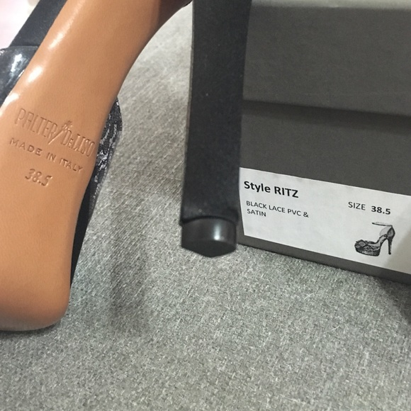 90% off Palter DeLiso Shoes