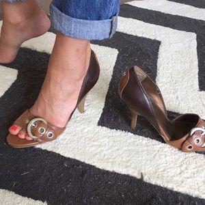 Merona business heels