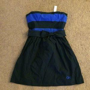 NWT Women Gilly Hicks Stripy Dress Size 0
