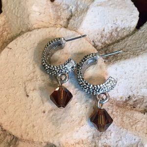 Jewelry - 🎉Host Pick 🎉 Small Silver earrings