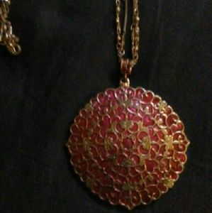 Mark by Avon Jewelry - Pink pendent