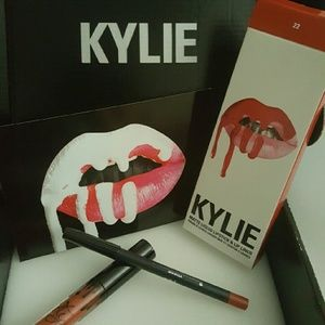 Other - Kylie lip kit