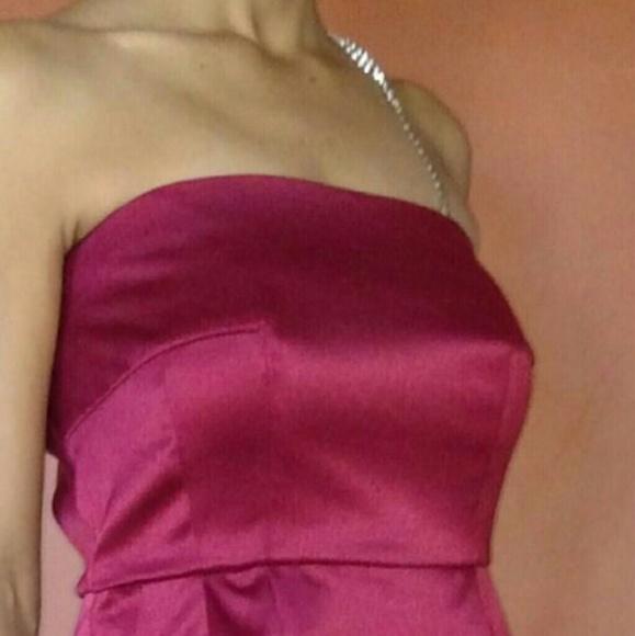 Apt 9 red dress off the shoulder