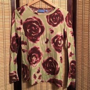 Vera Wang Tops - Vera wang xs long sleeve shirt