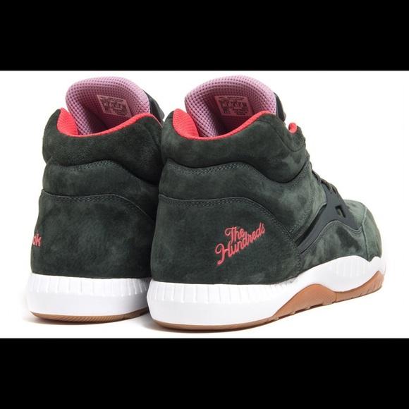 f47695541a85 Deadstock Reebok x HUNDREDS pump shoe