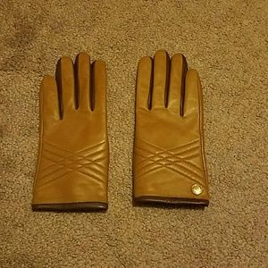 Vince Camuto Accessories - Price is firm. Vince camuto leather gloves S NWOT