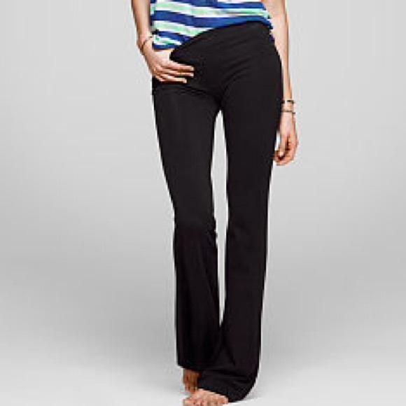744396745bd35 Victoria's Secret Classic Yoga Pant, XL Long, NWT NWT