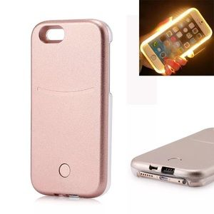 Accessories - Selfie case led light for iPhone 6/6s:6/6s plus