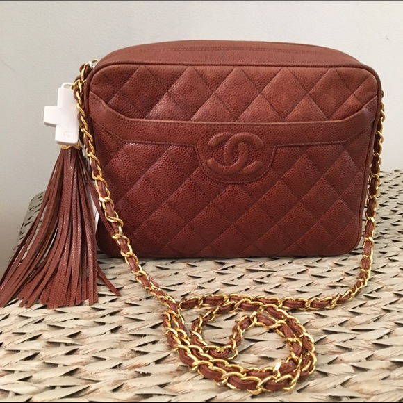 59% off CHANEL Handbags - SALE Chanel vintage caviar quilted bag ... : chanel bags quilted - Adamdwight.com