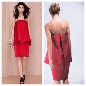 Cameo  Dresses & Skirts - Cameo Red Dress