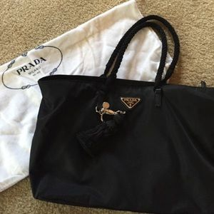 prada hanbags - 25% off Prada Handbags - *authentic* Prada bag. Never used! from ...